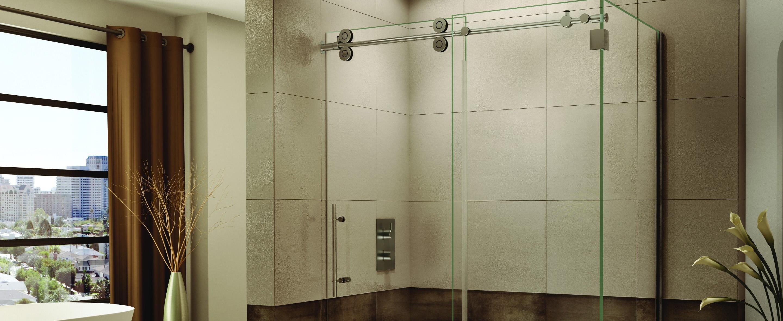 Shower Doors & Enclosures - CCPlateAndMirror.com
